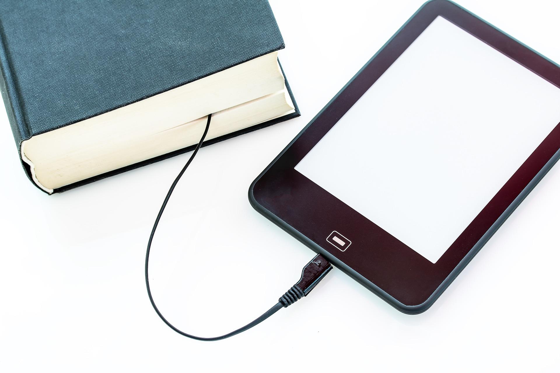 紙の本と電子書籍