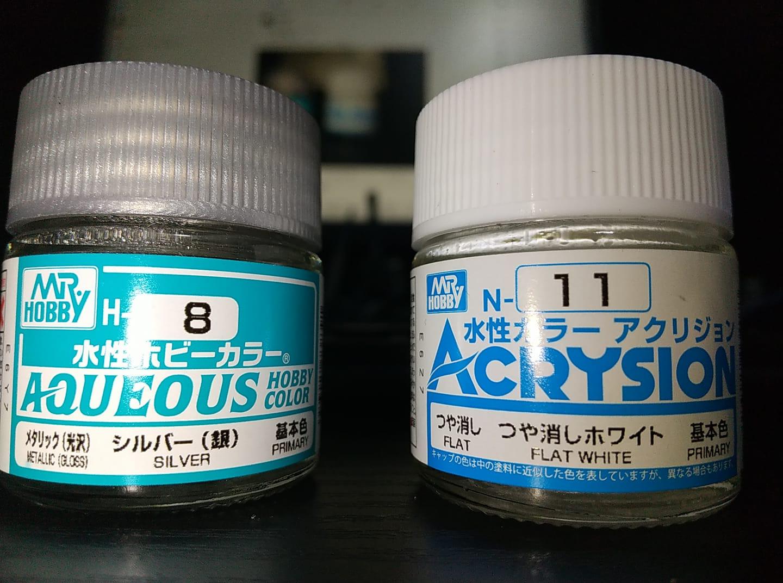 水性カラー